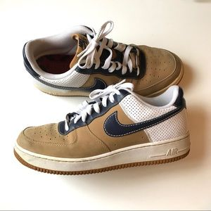 Nike AF1 Air Force one wheat philly size 10.5